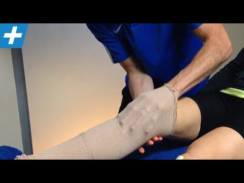 Ice and compression for knee injury or post-surgery | Feat. Tim Keeley | No.52 | Physio REHAB
