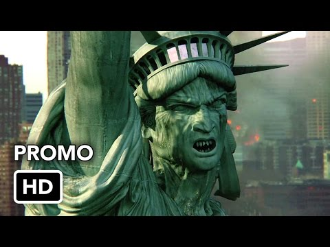 "The Strain Season 3 ""Lady Liberty"" Promo (HD)"