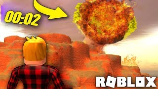 💎 JAILBREAK THE COUNTDOWN TO THE ERUPTION OF THE VOLCANO!! * exploded * and ROBLOX #268 💎
