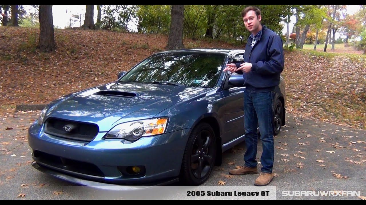 Legacy gt reviews