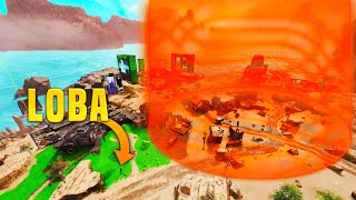 Crazy LOBA GLITCH! | Best Apex Legends Funny Moments and Gameplay - Ep. 460