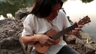 Ancient winds Jose Cabezas - Flute in love with Ukulele