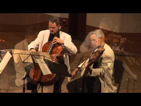 Orion String Quartet: Beethoven - String Quartet No. 15 in A minor, Op. 132
