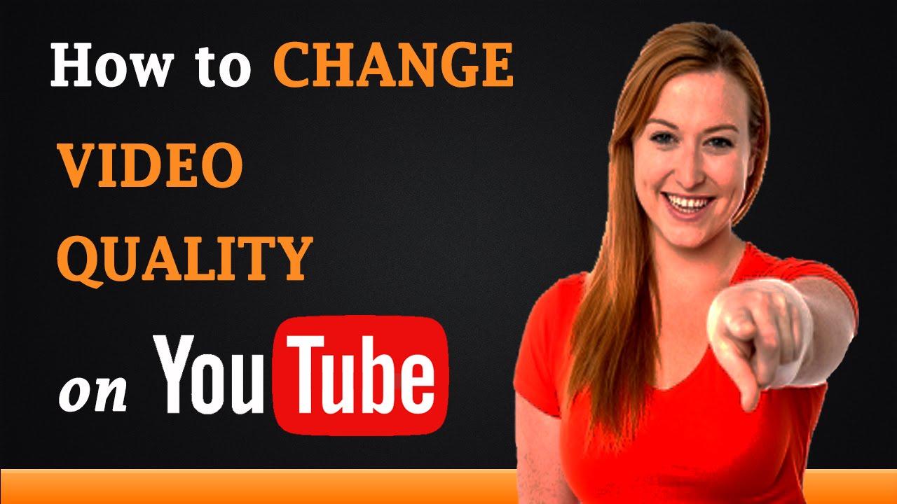 Youtube Video Qualität