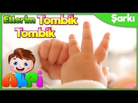 Ellerim Tombik Tombik Şarkısı 🤗🖐 Anaokulu Şarkıları 2017