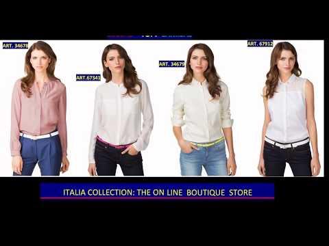 Moda  de Blusas 2017 tendencia 2017, Blusas de moda para oficina  (FIJO 3636359)