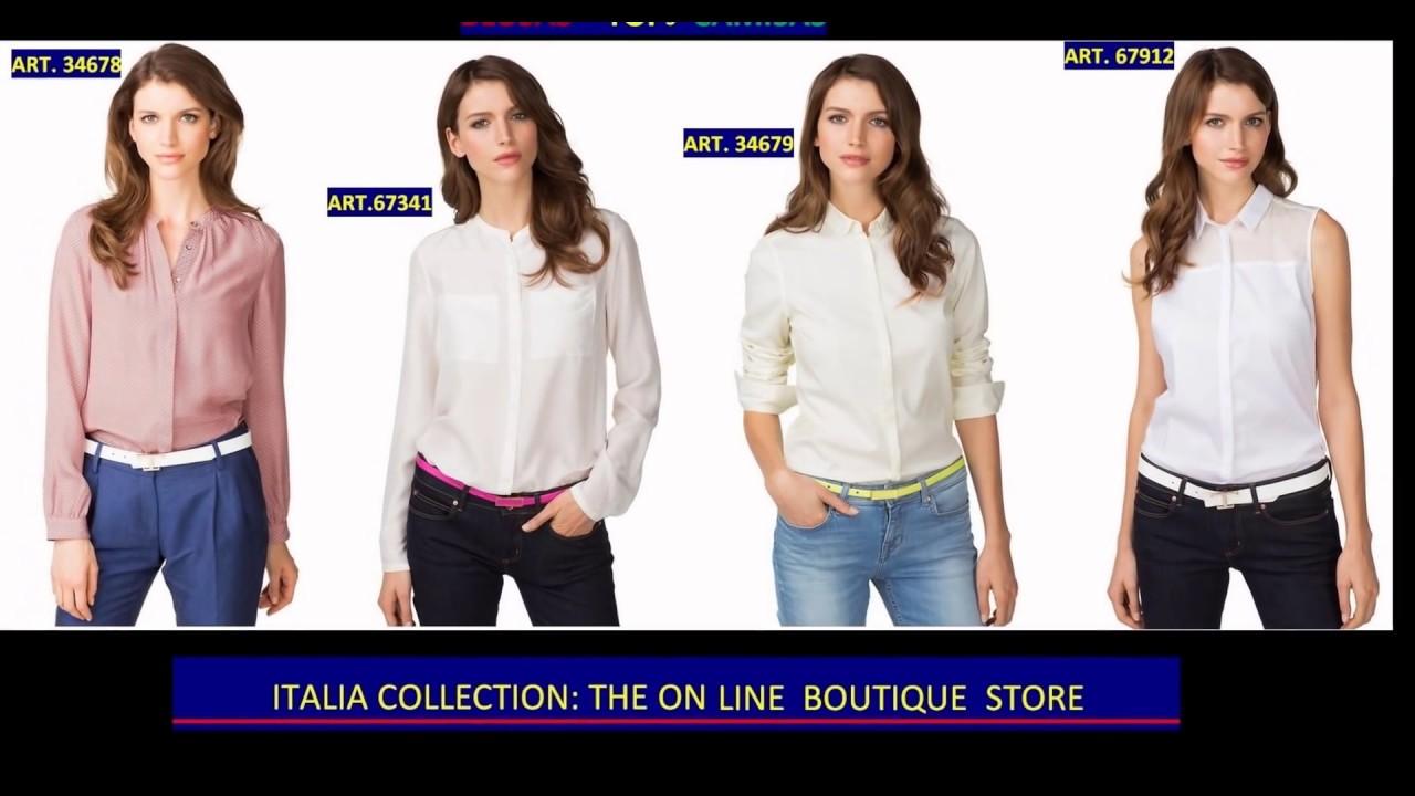 Moda de Blusas 2019 ,Tendencia 2019, Blusas de moda para oficina ...
