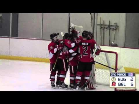 Broderick Parker Goal vs. Eugene Generals