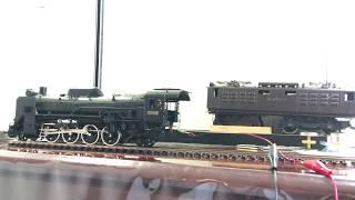 雷比須鉄道 D51146号機 動力試験