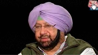 Seedhi Baat: Captain Amarinder Singh On His Future With Congress