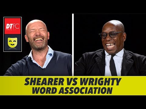 The Word Association Challenge | With Alan Shearer and Ian Wright