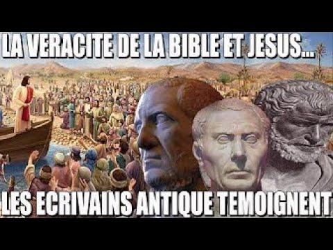 ILS ATTESTENT LA DIVINITÉ DE JÉSUS ET LA VERACITE DE LA BIBLE !