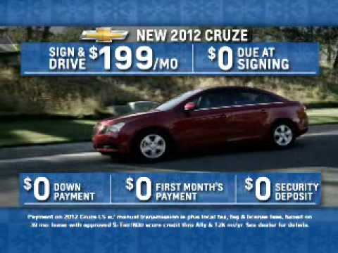 Elite Chevy Dealer's Chevy's Giving More Cruze