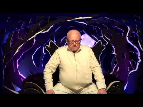 Ken Morley is given a formal warning  Celebrity Big Brother