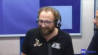 Intervista Radio a Luca Vullo - 6/11/2017