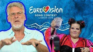 Рецензия на Евровидение 2018. Артемий Троицкий