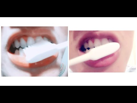 ASMR Brush Teeth Sound 2hours
