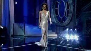 MISS USA 2005 Evening Gown