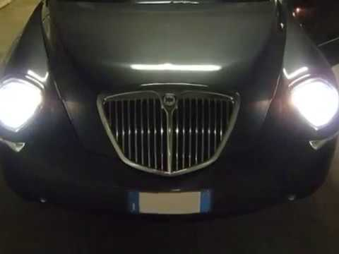Lancia Thesis 2.4 JTD Multijet 20V  6 Marce