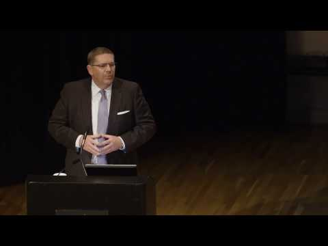 David Saggau, Keynote Presentation