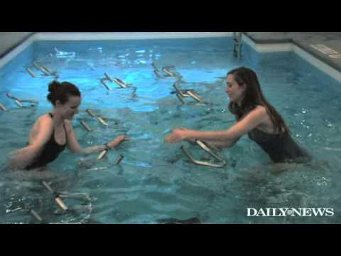 Aqua Studio puts a spin on spinning