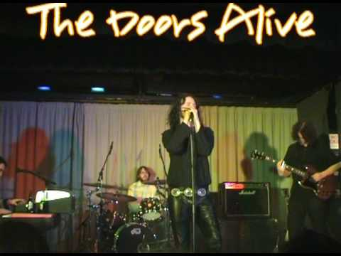 "THE DOORS ALIVE    ""Hello I Love You"""