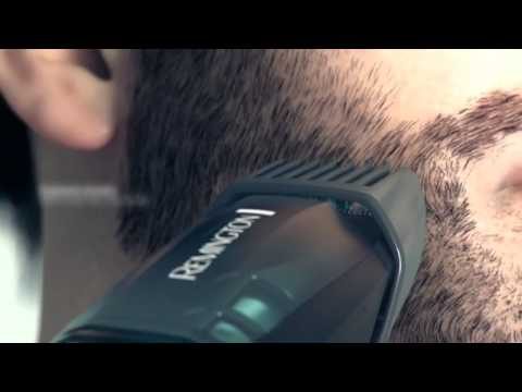 remington vacuum beard grooming kit youtube. Black Bedroom Furniture Sets. Home Design Ideas
