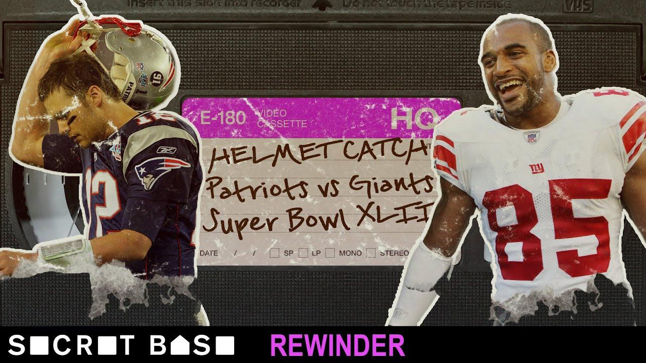 The Helmet Catch finally gets a deep rewind | Super Bowl XLII Giants vs. Patriots