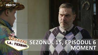 Las Fierbinti - SEZ. 15, EP. 6 - Bobiță vrea să cumpere