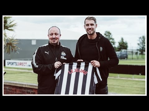 OFFICIAL: FLORIAN LEJEUNE SIGNS FOR NEWCASTLE