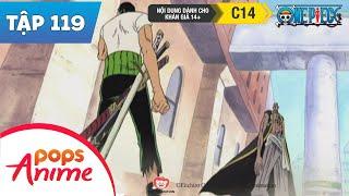 One Piece Tập 119 - Kiếm Báu - Sức Mạnh Cắt Cả Sắt Thép Và Hơi Thở Của Vạn Vật-Hoạt Hình Tiếng Việt thumbnail