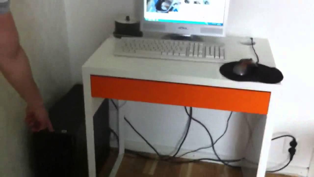 datorn hänger sig
