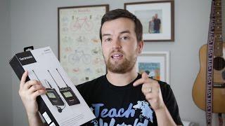 Saramonic UwMic9 Wireless Lavalier Microphone - Unboxing + Test + Review