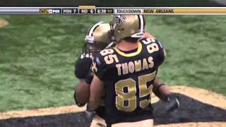 Flashback: Pierre Thomas
