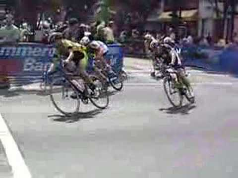 Allentown stage of the Commerce Bank Triple Crown of Cycling