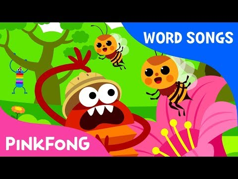 Nature | Word Power | Learn English | Pinkfong Songs for Children