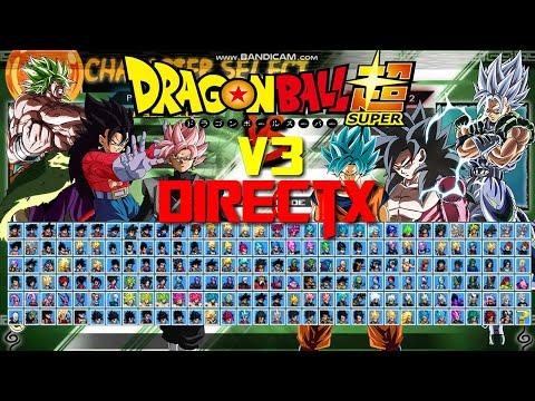Dragon ball Super mugen V3 (DirectX) - Download