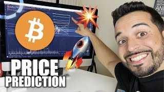 What do you think the bitcoin btc price will be at end of april 2021?in this video give my prediction for 2021. i review curr...