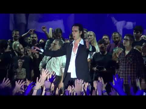 Push The Sky Away - Nick Cave & The Bad Seeds / ATHENS 2017
