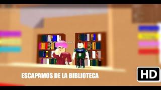 Escape the library  Roblox