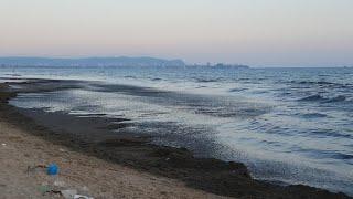 Закат На Необитаемом Пляже