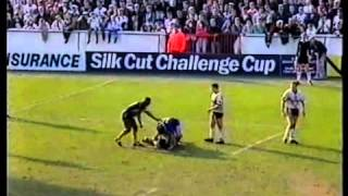CHALLENGE CUP SEMI FINAL TRIES 1969 TO 2000