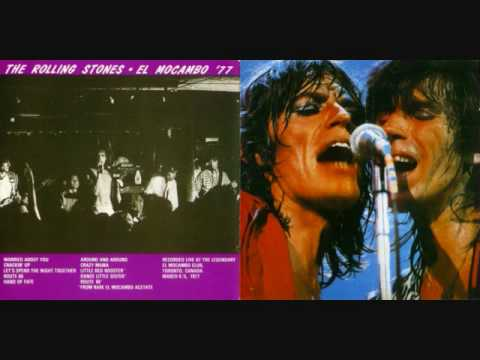 Rolling Stones - Dance Little Sister  - Toronto - March 4/5, 1977