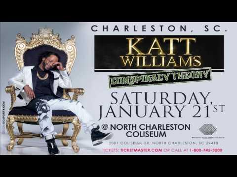 Katt Williams Conspiracy Theory Live in North Charleston, SC