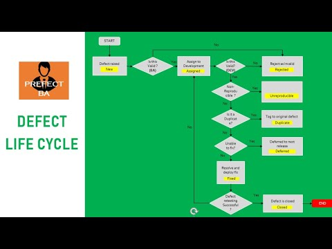 Defect Life Cycle | Business Analyst Interview Questions and Answers thumbnail