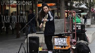 Live Sessions - Tash Sultana @ Melbourne City