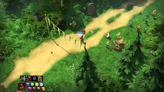 Magicka 2 Gameplay! Trying Out Magicka 2's Sneak Peek!