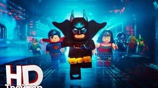 Лего Фильм: Бэтмен – новый русский трейлер (2017)