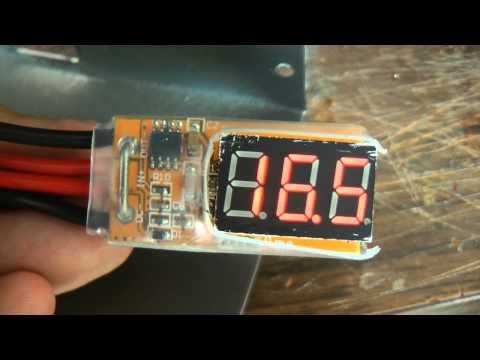Amp meter from Hobby King