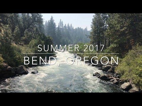 Summer 2017 - Bend, OR